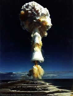 Ядерный взрыв - Мастерок.жж.рф