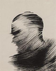 Ink drawings by elina merenmies. Expressive Art, Glitch Art, Life Drawing, Art Sketchbook, Portraits, Art Drawings, Contemporary Art, Street Art, Illustration Art