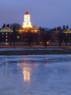 Dunster House - Harvard University, Cambridge, Massachusetts