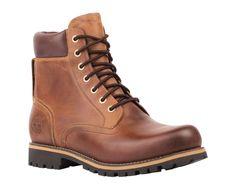 Men's Earthkeepers® Rugged 6-Inch Waterproof Plain Toe Boot - Timberland