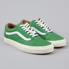 Vans Old Skool Reissue CA - Ferm Green