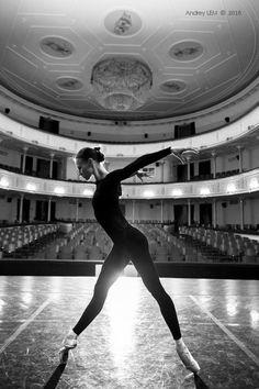 © Andrey Klemeshov Elena Yevseyeva Елена Евсеева (Mariinsky Ballet Мариинский театр)