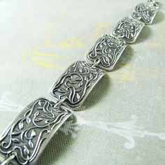 Always Fine and Sterling Silver Leaves and Vines by SilverWishes