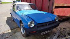 eBay: MG Midget 1500 - Project Car / Spares #classicmg #mg #mgoc