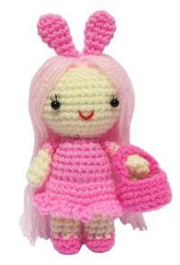 Pink Lady: free pattern