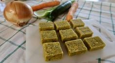 RICETTA DADO VEGETALE FATTO IN CASA Ricetta Facile: dado vegetale naturale senza additivi e conservanti, pronto all'uso per arrosti, minestre, risotti.