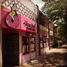 These 16 Donut Shops In Minnesota Will Have Your Mouth Watering Uncontrollably Glam Doll Donuts, Minneapolis. I love glam doll donuts! They also have vegan donuts! Minneapolis St Paul, Minneapolis Minnesota, Glam Doll Donuts, The Places Youll Go, Places To Go, Minnesota Home, Minnesota Tourism, Mall Of America, North America