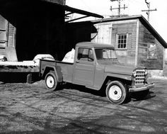 1950 Jeep Willys Pickup Truck