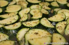Sometimes simple is best - roasted zucchini only takes about 20 minutes and will quickly be your favorite vegetable side dish!