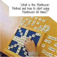 Smiling like Sunshine: What is the Montessori Method and How to Start Using Montessori At Home