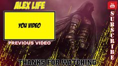 Dark Souls 3 Outro Template FREE SONY VEGAS PRO 11, 12, 13