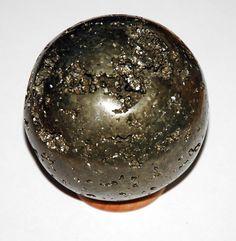 Sphère en pyrite 879 g