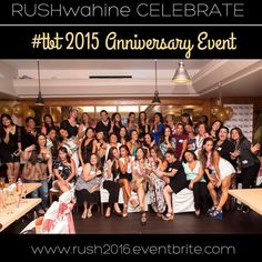#tbt to our 2015 @rushwahine Anniversary Event!! Who would've thought that two years ago as I mapped out the very first #rushwahine event we'd be here today planning our second birthday party??   There's a network out there for all of us .. a bunch of ambitious ladies in search of success is where I want to hang out  Don't you?  Thursday January 21st 530-8p @morimotowaikiki located in the Modern Hotel. $30-$45 gets you: drinks pupu parking networking girl time. Get in where you fit it & save…