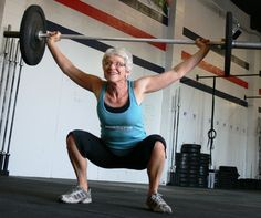 Crossfit...You're never too old