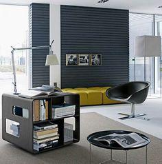 minimalist office eco friendly furniture plans