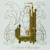 The Citadel Alphabet- J