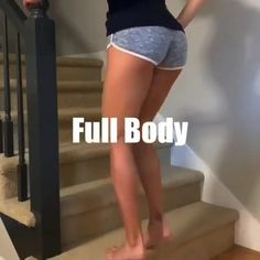 Workout Videos For Women, Home Workout Videos, Workout Plan For Women, Fitness Workout For Women, At Home Workouts, Fitness Tips, Fitness Workouts, Core Workout Routine, Bum Workout
