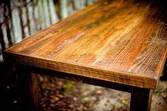Cómo teñir la madera: un acabado especial para tus muebles