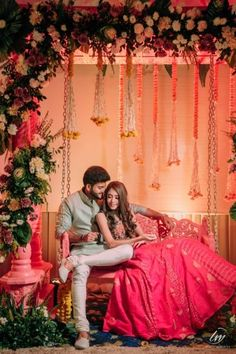 Kashika and Anirudh's Jalandhar wedding was such a glam affair! We loved everything from the decor to Kashika's vibrant outfits and the stunning bridal portraits captured by Sutej Pannu 5 so eleg. Indian Engagement Photos, Indian Wedding Photos, Engagement Photo Poses, Engagement Photography, Bridal Poses, Bridal Photoshoot, Wedding Poses, Wedding Couples, Romantic Couples