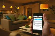 Philips will begin selling its high-tech Hue LED light bulbs exclusively in Apple stores from tomorrow. Hue light bulbs are fully customizable, and offer up a choice of 16 million colors by. Sem Internet, Internet Of Things, Phillips Hue, Microsoft, Smart Home Security, Smart Home Technology, Mobile Technology, Technology News, Tech House