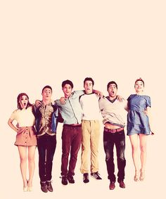 TEEN WOLF. WHY ARE THEY SO FREAKIN CUTE ALL THE FREAKIN TIME?!