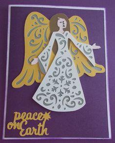 cricut christmas cards | Christmas Cards w/A Quilted Christmas - Cards. - Cricut Forums