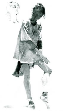 Robert Heindel worked with Monte Carlo Ballet in 1987 - his exhibition was held in The Hotel de Paris. Figure Painting, Figure Drawing, Painting & Drawing, Graphic Design Illustration, Illustration Art, Art Sketches, Art Drawings, Dancing Drawings, Dance Art