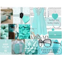I love Tiffany Blue :) Tiffany Theme, Tiffany Wedding, Tiffany And Co, Tiffany Blue, Blue Red Wedding, Blue Cocktail Dress, Rhythm And Blues, Wedding Pinterest, Blue Roses