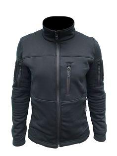 Tier 1 TacPro Jacket, MADE IN USA, Polartec WindPro w/Hardface Technology, 5 Pocket, YKK Zippers