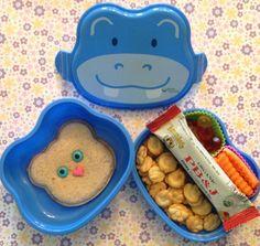Bear Toddler Size Bento