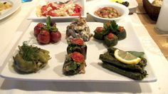 traditional meze at 9 Ege Aksoy • 'spotted by locals' Istanbul blog