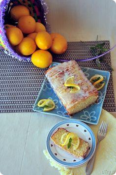 uTry.it: When Life Gives You Meyer Lemons, Make THIS Meyer Lemon Cake!