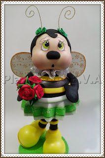 PLANETA DO E.V.A.: Bonecos 3d