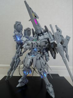 GUNDAM GUY: MG 1/100 Tallgeese III Custom - GBWC 2015 [Japan] Entry Build WIP by ロク 【RO KU】 [Updated 8/10/15]