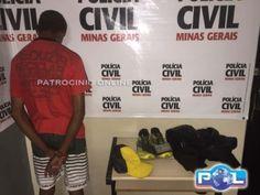 Polícia Civil apreende menor no bairro Jardim Sul que cometeu latrocínio nesse último domingo
