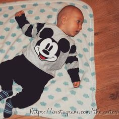 5 months :) #the_antos #antos #antonio #5months #baby #babyboy #cute @hm_kidss @hm