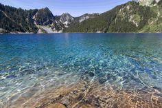 Deception Pass, Marmot Lake, Jade Lake — Washington Trails Association