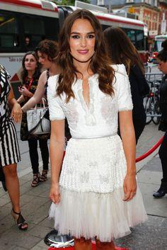 Kiera Knightly dress