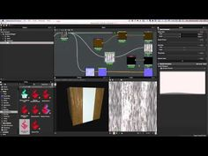▶ Working with Materials in Substance Designer 4 for Beginners - YouTube