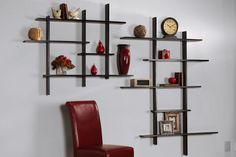 Standard Contemporary Display Shelf - Display Shelves - Shelving And Display - Home Decor   HomeDecorators.com