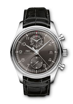 120a5142a5849 Portuguese Chronograph Classic from IWC. Browse the finest Swiss watches  online. Santoni