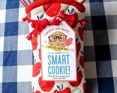 """Oven Mitt """"Smart Coo"""