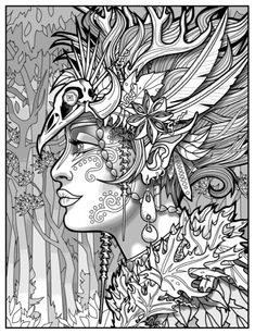 3852 Best Adult Coloring Images On Pinterest