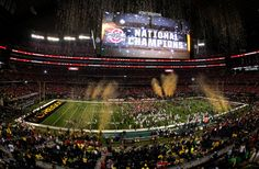 Is College Football Moving to Monday Night?