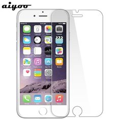 be12943227a Tempered Glass for iPhone 6 7 8 X SE 6S 5S 5 4S Screen Protector Protective  Glass for iPhone 6 6S 7 8 Plus Protection Glass Film
