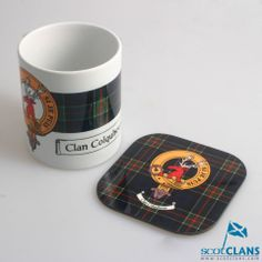 Clan Mug and Coaster