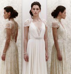 Jenny Packham: Vestidos inspirados en los años 30´ ~ The Rose Carpet