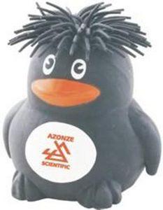 Puffer Penguin Squeeze Toy | Minimum order 100, $4.50 - $4.25 ea.