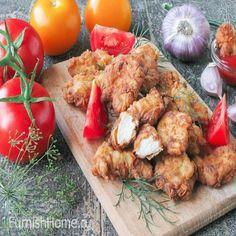 Если вы любите наггетсы, то этот рецепт вам тоже наверняка понравится. Потому что этот куриный попкорн еще вкуснее и ароматнее. Мясо получается нежным и сочным, с аппетитной хрустящей корочкой и …