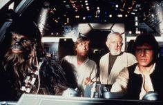 Millennium Falcon being built for Star Wars 7. #starwars